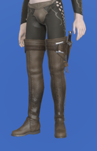 Model-Dhalmelskin Thighboots-Male-Elezen.png