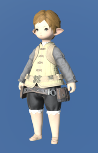 Model-Serpent Private's Doublet-Female-Lalafell.png