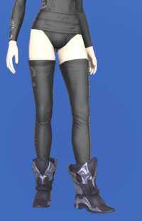 Model-Replica Dreadwyrm Boots of Scouting-Female-Elezen.png