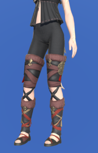 Model-Ala Mhigan Sandals of Scouting-Female-AuRa.png