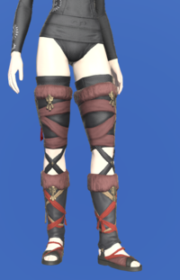 Model-Ala Mhigan Sandals of Scouting-Female-Elezen.png