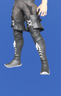 Model-Direwolf Thighboots of Healing-Male-Miqote.png