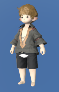 Model-Flame Sergeant's Shirt-Male-Lalafell.png