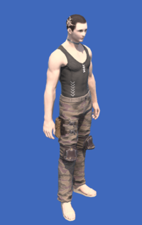Model-Obsolete Android's Trousers of Striking-Male-Hyur.png