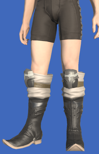 Model-Royal Volunteer's Boots of Scouting-Male-Hyur.png