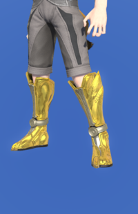 Model-Tarnished Feet of the Golden Wolf-Male-Miqote.png