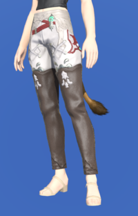 Model-True Linen Breeches of Healing-Female-Miqote.png