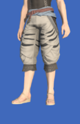 Model-Tsutsu-hakama of the Blue-Male-Hyur.png