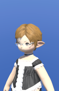Model-Elegant Rimless Glasses-Female-Lalafell.png