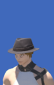 Model-Far Eastern Officer's Hat-Male-Miqote.png