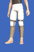 Model-Gryphonskin Trousers-Male-Hyur.png