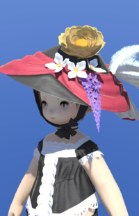 Model-Far Eastern Matriarch's Sun Hat-Female-Lalafell.png