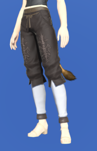 Model-Ivalician Holy Knight's Trousers-Female-Miqote.png