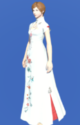 Model-Eastern Socialite's Cheongsam-Female-Hyur.png