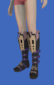 Model-Replica Sky Rat Ironclad Boots of Casting-Female-Hyur.png