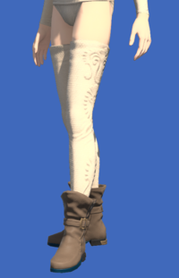 Model-Anamnesis Boots of Striking-Female-Elezen.png