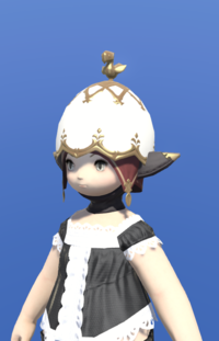 Model-Chocobo Egg Cap-Female-Lalafell.png