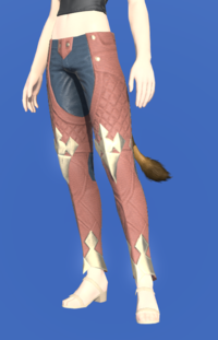 Model-Dragonskin Breeches of Fending-Female-Miqote.png