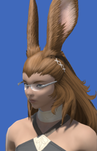 Model-Elegant Rimless Glasses-Female-Viera.png