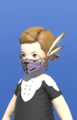 Model-Replica High Allagan Mask of Casting-Male-Lalafell.png