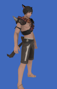 Model-Replica Sky Rat Harness of Striking-Male-Miqote.png