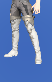 Model-Slothskin Boots of Striking-Male-Miqote.png