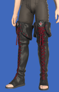 Model-Ghost Barque Open-toed Boots of Scouting-Male-Hyur.png