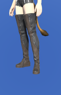 Model-Griffin Leather Thighboots of Aiming-Female-Miqote.png