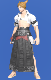 Model-Hammerkeep's Waist Apron-Male-Miqote.png