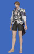 Model-Direwolf Shirt of Striking-Male-Hyur.png