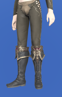 Model-Midan Boots of Aiming-Male-Elezen.png