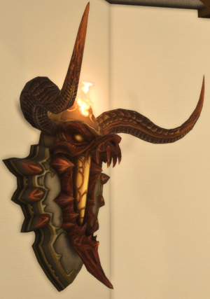 Inferno Wall Lamp Gamer Escape Gaming News Reviews Wikis And
