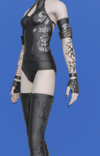 Model-Republican Signifer's Fingerless Gloves-Female-Elezen.png