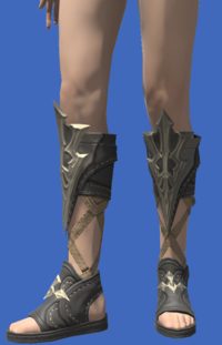 Model-Thaliak's Sandals of Healing-Female-Viera.png