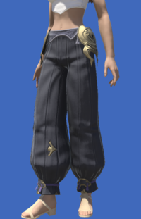 Model-Karasu Hakama-Female-Viera.png