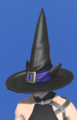 Model-Serpentskin Hat of Casting-Male-Miqote.png