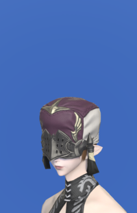 Model-Chimerical Felt Cap of Scouting-Female-Elezen.png
