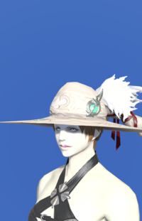 Model-True Linen Hat of Healing-Female-Roe.png