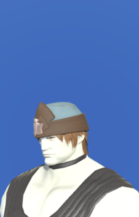 Model-Holy Rainbow Wedge Cap-Male-Roe.png