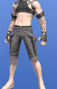 Model-Republican Signifer's Fingerless Gloves-Male-Miqote.png