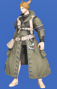 Model-Royal Volunteer's Coat of Scouting-Male-Miqote.png