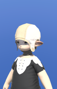 Model-Cotton Coif of Gathering-Male-Lalafell.png
