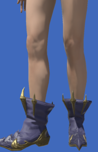 Model-Replica Dreadwyrm Shoes of Casting-Female-Viera.png