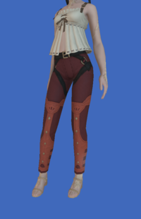 Model-Replica Sky Pirate's Trousers of Striking-Female-AuRa.png