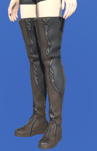 Model-Griffin Leather Thighboots of Aiming-Female-Hyur.png