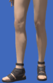 Model-Ala Mhigan Shoes of Gathering-Female-Viera.png