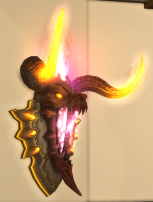 Blazing Inferno Wall Lamp Gamer Escape Gaming News Reviews