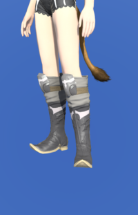 Model-Filibuster's Boots of Healing-Female-Miqote.png