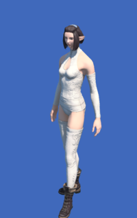 Model-Obsolete Android's Boots of Striking-Female-Elezen.png