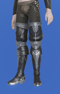 Model-Omega Boots of Scouting-Male-Elezen.png